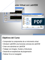 2. Introduccion LabVIEW - Seis Horas