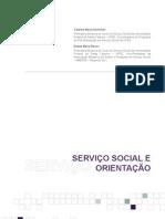 serviço social e orientação