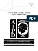 army direct fuel system supply point ops