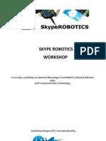 SKYPE RBOTICS Robotics Proposal