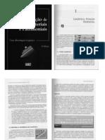 Adm. de Recursos Mat e Patrimoniais - Ed 6 - Hamilton Pozo - CAP 01