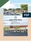 Design Criteria Manual Metro Light Rail