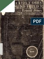 Ernest Jones-Vida y Obra de Sigmund Freud-Version Abreviada Tomo-III