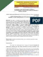 MUNDO INVERTIDO E MÁSCARAS EM PRAÇA PÚBLICA