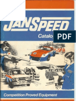 Catalogue Janspeed Feb 81