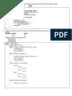 Solucion Ejercicios en Java