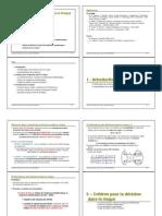3-AnalyseDecisionRisques-2009-4P - Analyse de la décision dans le Risque (3)