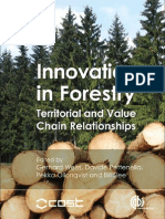1060762 EBD71 Weiss g Et Al Eds Innovation in Forestry Territorial and Val