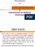 Valuation-of-Merger-Proposal