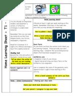2013 - T1 - Wk 8 Sheet