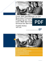 From SAP NetWeaver to the Business Process Platform