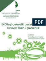 EKORagbi - ekološki projekt za vrtiće i škole