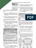 Escrivão de Polícia Federal 2009 - Gabarito