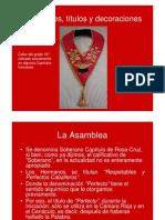 Grado 18 - Caballero Rosacruz - Tercera Parte