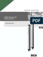 C4000 Manual Standart