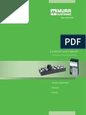 56118 Murr Elektronic Digital output module ***NEW***