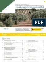 Manual para el cumplimiento de la condicionalidad en el Olivar