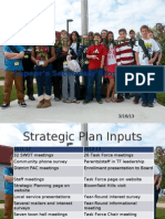 Strategic Plan Secondary