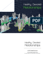 Healthy Devoted Relationships
