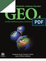 Perspectivas del Medio Ambiente Mundial 2007