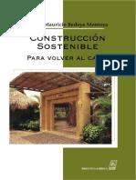 Construccion Sostenible - Libro
