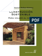 Construccion Sostenible - Libro