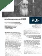 Istoria Crimelor Papalitatii 3 Din 3