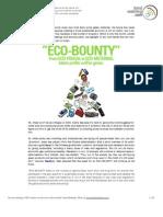 Trend Watching Eco Bounty