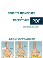 5. Neurotransmisores y Receptores
