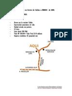 Mercado Actual en Caldas, Bello Girardota y Cop a Cabana