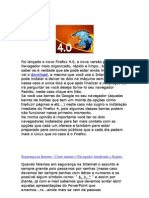 Novo Firefox 4