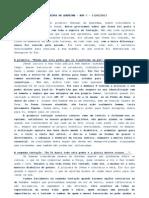 1º DOMINGO DA QUARESMA 2013 - HOMILIA