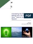White Paper-Increasing Efficiency of Sailing