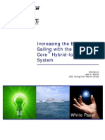 White Paper-Increasing Efficiency of Sailing
