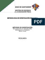 La Metodología y Método Cieníifico