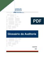 GLOSSÁRIO DE AUDITORIA