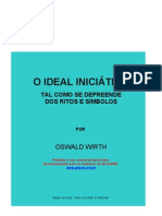 O Ideal Iniciatico - Wirth Oswald