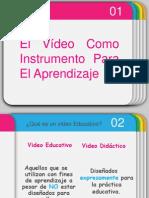 El Video Como Instrumento Para El Aprendizaje