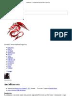 Antahkarana - Comunidad Internacional Reiki Dragón Rojo