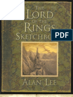 Alan Lee, The Lord of the Rings Sketchbook