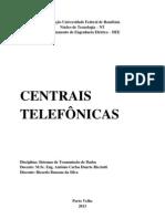 Centrais Telefônicas