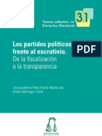 31_Partidos Polìticos Frrente al Escrutinio