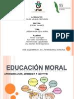 EDUCACION MORAL II.pptx