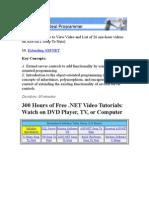 ASPNET Video 10 Extending Server Controls
