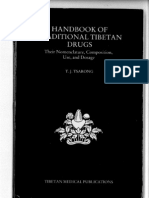Handbook of Tibetan Drugs