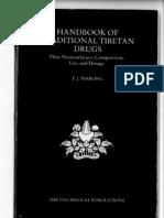 Handbook of Tibetan Drugs