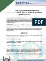 Edital de eleicão para GME 2013-2015 (2)