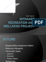 Wellness Project Final