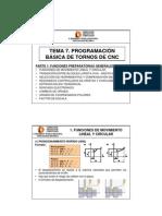 ' Programacion Basica de Tornos Y Fresadoras de Cnc