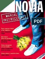 Mi Novia-manual de Instrucciones- Fabio Fusaro